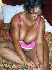 African mature woman naked