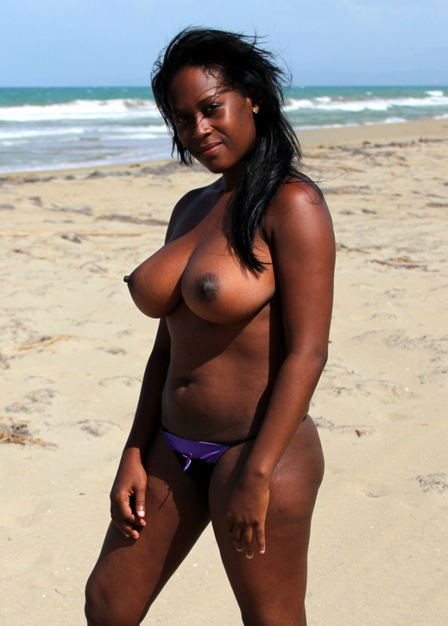 Black Nude People 41